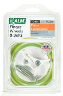 ALM Handle Finger Wheels & Bolts